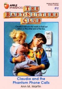 Fun fact: one of Kirstin Dunst's first jobs was modelling as little Nina Marshall on this cover.