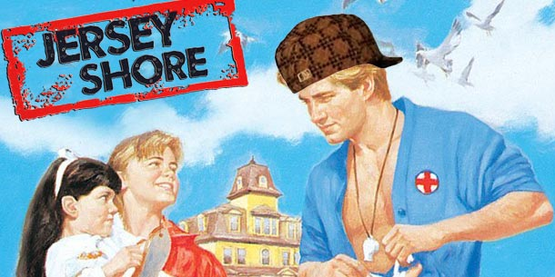 Stacey McGill and Scumbag Scott Foley, LIVE from the Jersey Shore