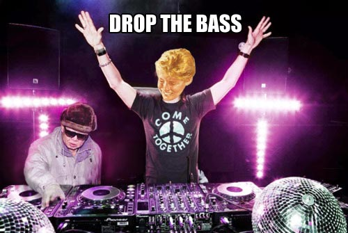 Logan Bruno join the dub / drop the bass