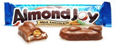 Almond Joy Bars