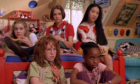The Baby Sitters Club are not impressed