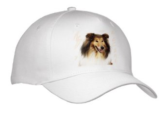 Kristy Thomas baseball cap collie